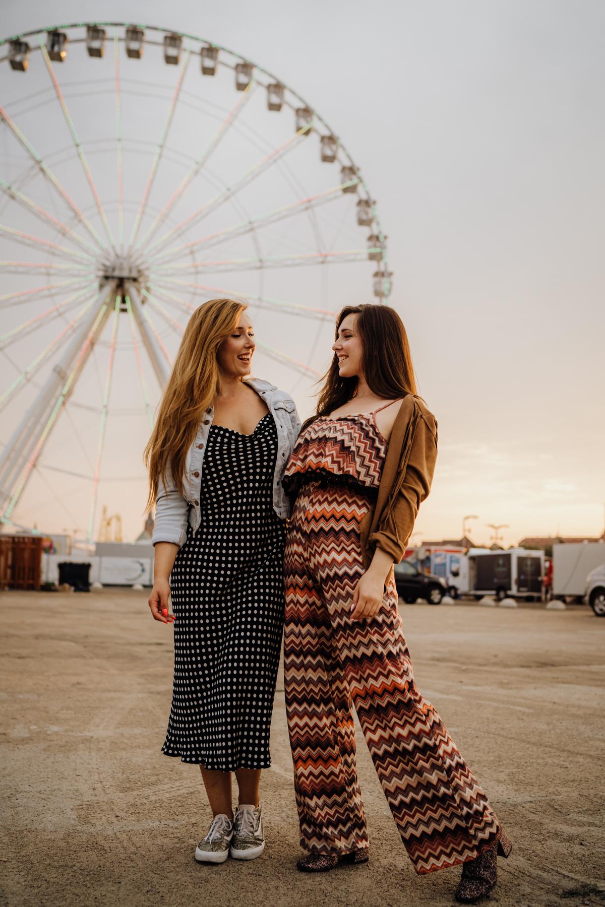 Sesja siostrzana- Monika i Marta