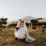 Paula i Łukasz – ślub grudniowy